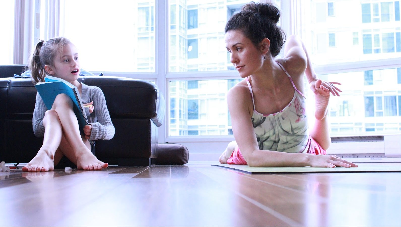 Yoga For Moms In Atlanta
